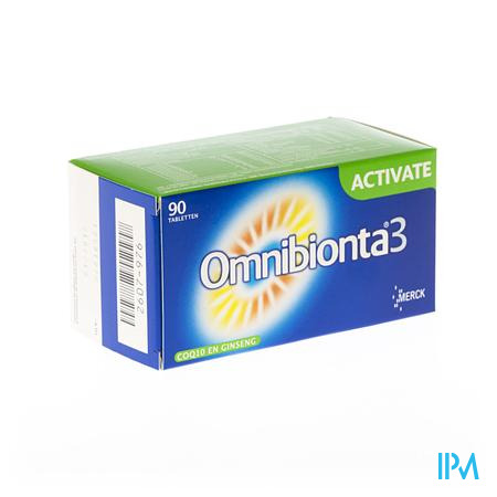 Omnibionta-3 Activate 90 tabletten