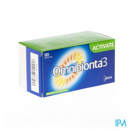 Omnibionta-3 Activate 90 tabletten