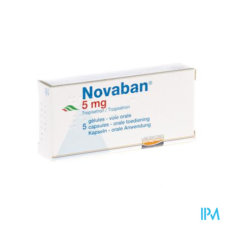 Novaban Caps 5x5mg
