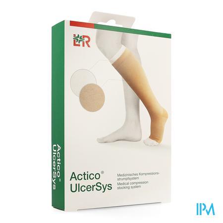 Actico Ulcersys Zand-wit l 38-42cm 32514