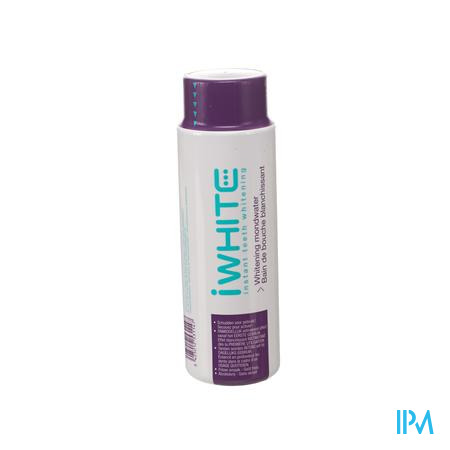 Iwhite Instant Mouthwash 500ml