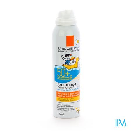 La Roche Posay Anthelios Spf50 Dermo-Pediatrics Aerosol 125 ml