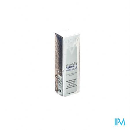 Vichy Liftactiv Supreme Serum 10 Oog&wimper 15ml
