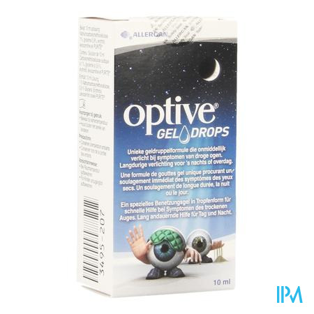 Optive Gel Drops 10ml