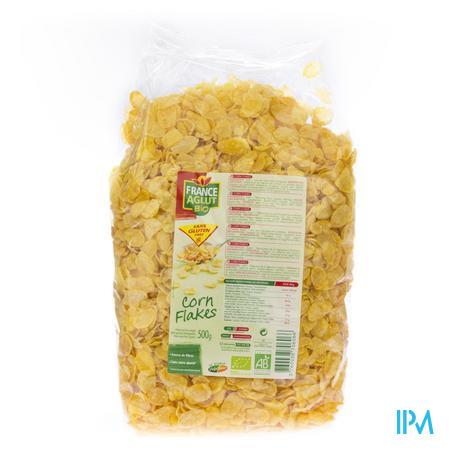 France Aglut Cornflakes Sans Gluten 500 g