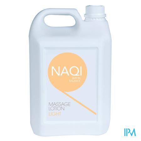 NAQI Massage Lotion Light 5l