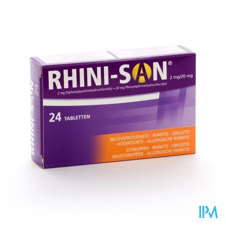 Farmawebshop - RHINI SAN COMP 24