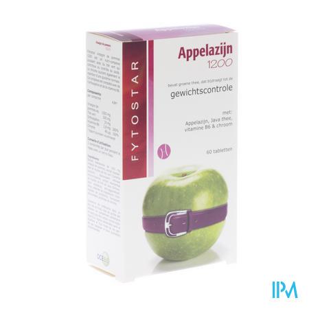 Fytostar Appelazijn 60 tabletten