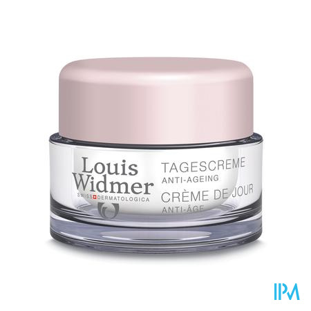 Louis Widmer Dagcrème (Zonder Parfum) 50 ml