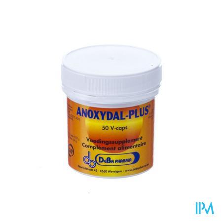 Anoxydal Plus V-caps 50 Deba