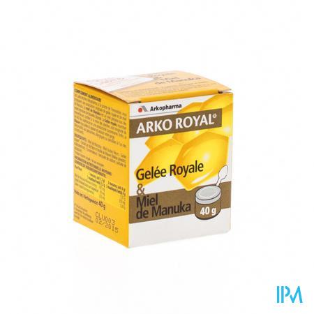 Arko Royal Gelée Royale + Miel De Manouka 40 g