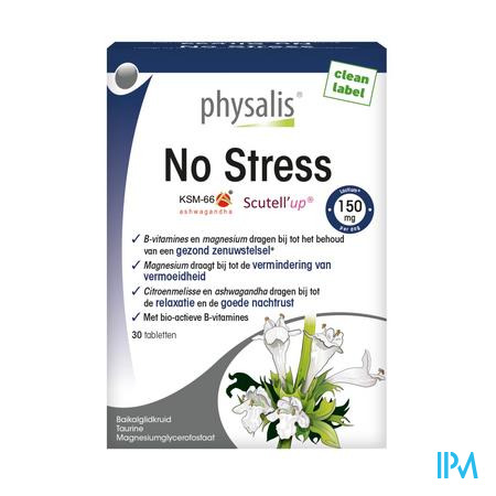 Physalis No Stress Comp 30 Nf