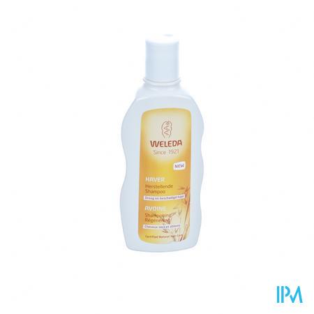 Weleda Avoine Shampooing Régénérant 190 ml