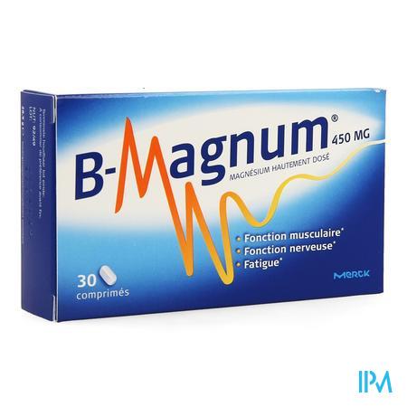 B-magnum Comprimés 30x450 mg 1371-376