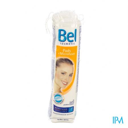 Hartmann Bel Cosmetic Rond 9185520 75 stuks