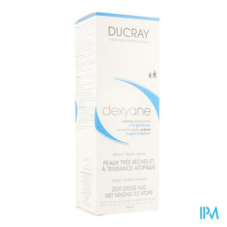 Afbeelding * Ducray Dexyane Emolliërende Crème tegen Krabben voor Zeer Droge Huid en Huid met Neiging tot Atopie 200 ml.