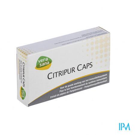 Citripur Capsule 40