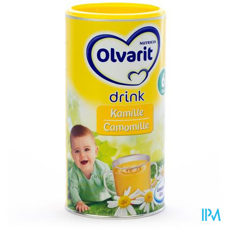 Olvarit Drink Camomille The Granules 200 gr