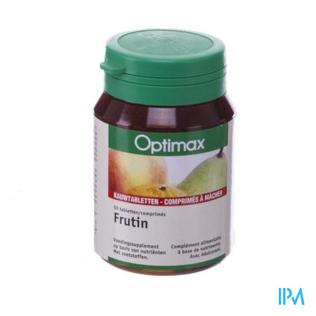Frutin Optimax 50 tabletten