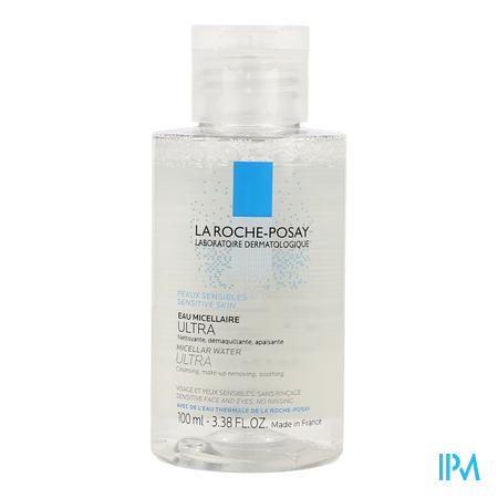 La Roche Posay Toil Physio Micellair Water 100ml