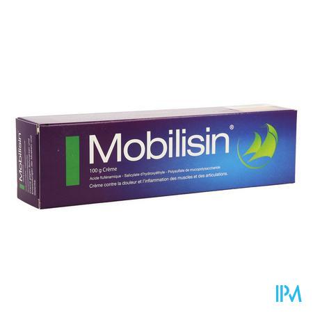 Mobilisin Creme 100 gr  -  EG