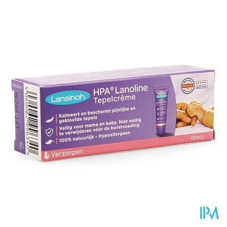 Lansinoh Lanoline Creme Tube 10 ml 10173