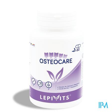 Lepivits Osteocare Caps 60
