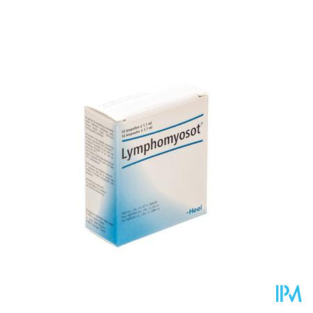 Lymphomyosot Ampullen 10