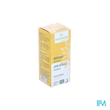 Arnica Lipide Extract Bio Fl 50ml Pranarom