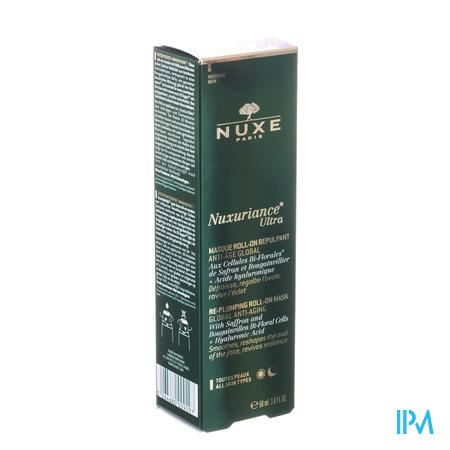 Nuxe Nuxuriance Ultra Roll-on Masker A/age 50ml