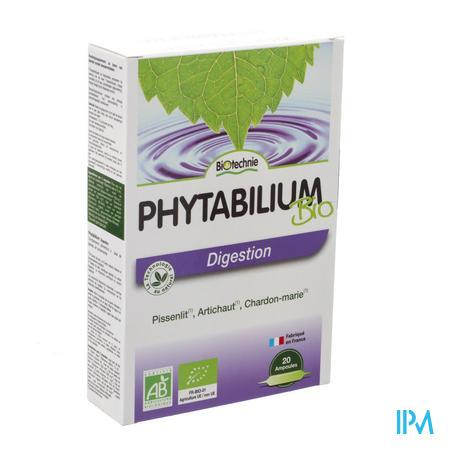 Biotechnie Phytabilium Bio 10ml 20 ampoules