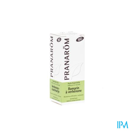 Romarin Verbenone Bio Huile Essentielle 5 ml 6820 Pranarom