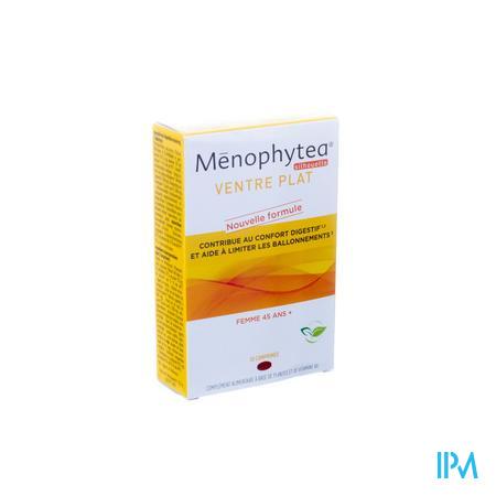 Menophytea Ventre Plat 30 comprimés
