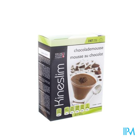 Kineslim Chocolademousse Pdr Zakje 4