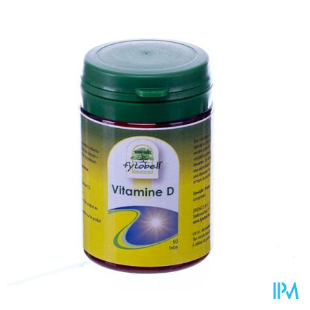 Fytobell Vitamine D 60 tabletten