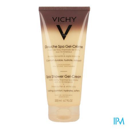 Vichy Ideal Body Minerale Douche Gel Creme 200ml