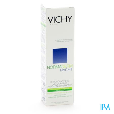 Farmawebshop - VICHY NORMADERM NACHT 50ML