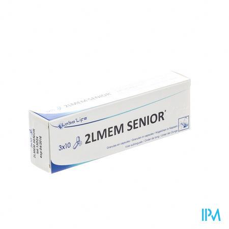 2lmem Senior Caps 30