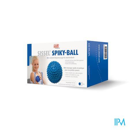 Sissel Spiky Ball 10cm Blauw 2