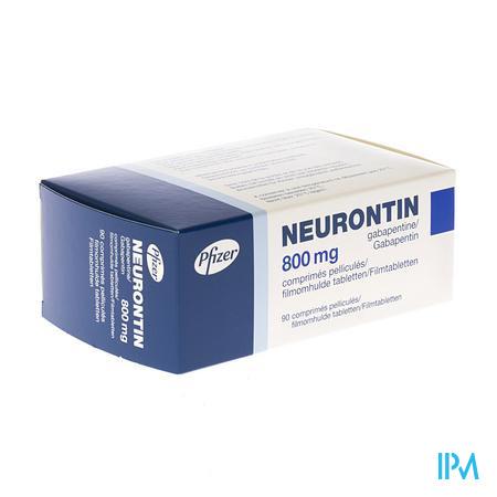 Neurontin Comp 90 X 800mg
