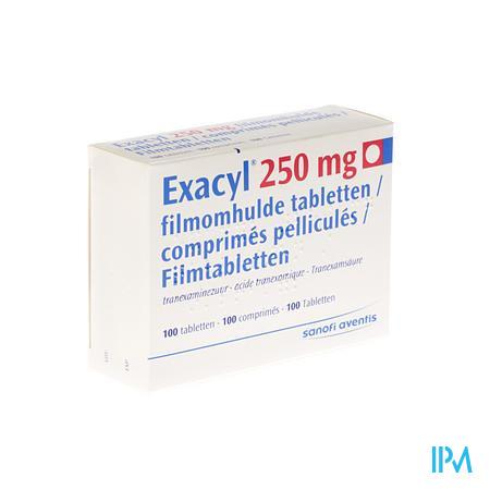 Exacyl Comp 100x250mg