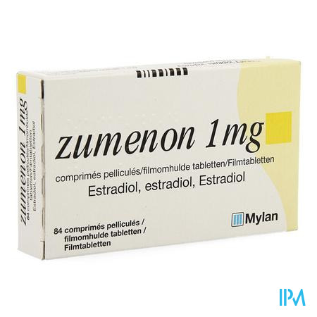 Zumenon Comp 3 X 28 X 1mg