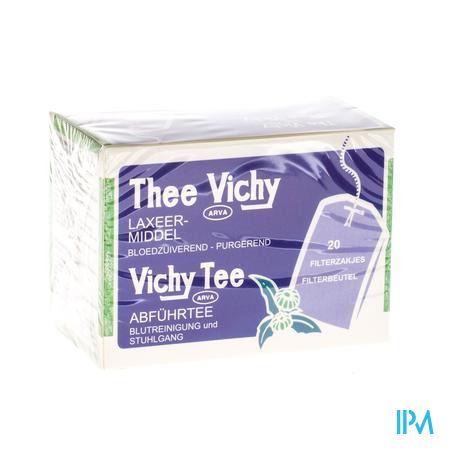 Thee Vichy Laxerend
