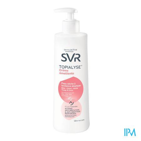 SVR Topialyse Crème Apaisante 200 ml