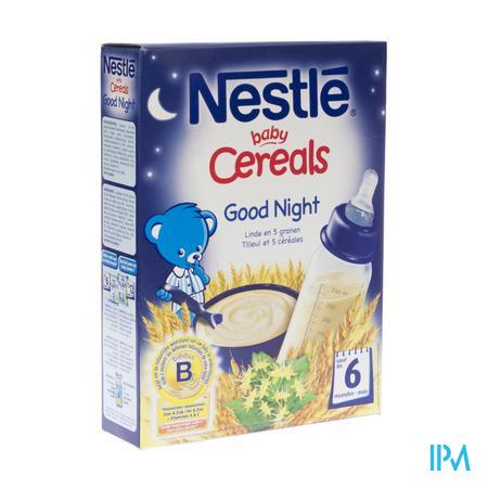 Nestlé Baby Céréales Good Night 250 g