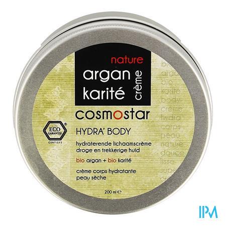 Cosmostar Bio Cr Argan Karite 200ml