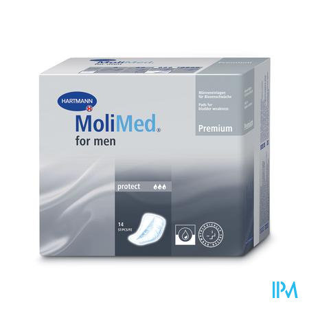 Afbeelding Molimed For Men Protect 14 stuks.
