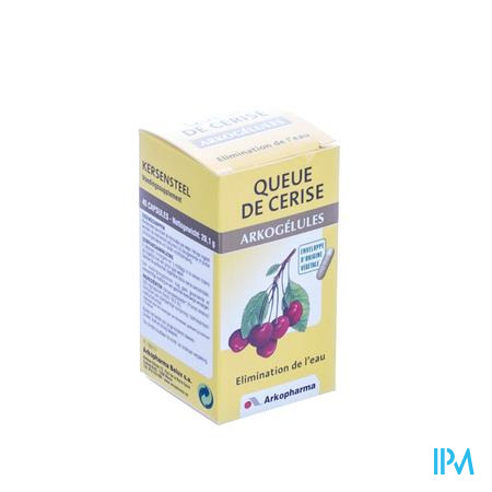 Arkogelules Queue Cerise Vegetal 45 capsules