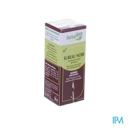 Herbalgem Sureau Macerat 15 ml