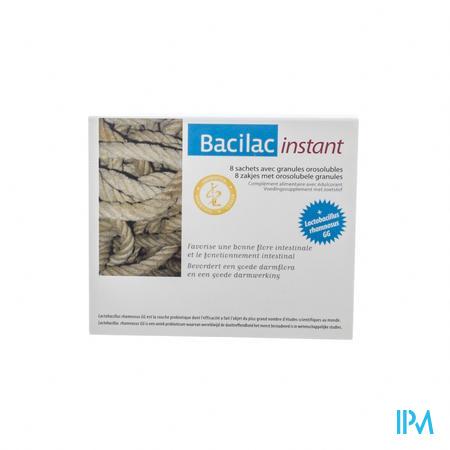 Bacilac Instant 8 zakjes